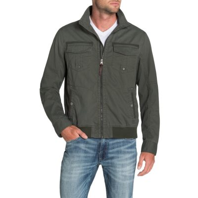 Fashion 4 Men - Tarocash Waylon Zip Jacket Sage 5 Xl