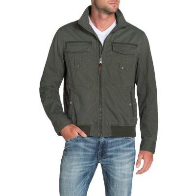 Fashion 4 Men - Tarocash Waylon Zip Jacket Sage S