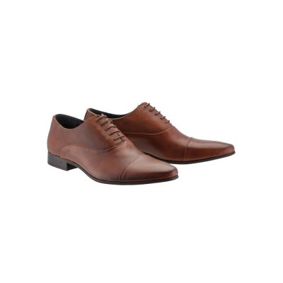 Fashion 4 Men - yd. Adam Dress Shoe Spice Brown 12