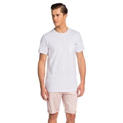 Fashion 4 Men - yd. Cris Tee White 3 Xl