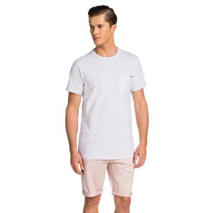Fashion 4 Men - yd. Cris Tee White S