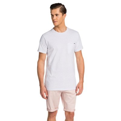 Fashion 4 Men - yd. Cris Tee White Xl