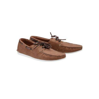 Fashion 4 Men - yd. Jack Boat Shoe Camel 11