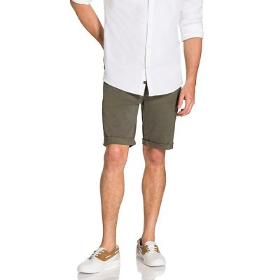 Fashion 4 Men - yd. Modena Washed Short Khaki 38