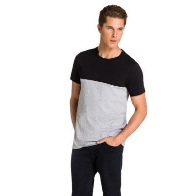 Fashion 4 Men - yd. Raider Tee Black 2 Xl