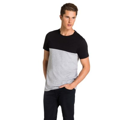 Fashion 4 Men - yd. Raider Tee Black Xl