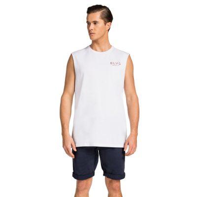 Fashion 4 Men - yd. Singlet Zano Muscle Fit White Xl