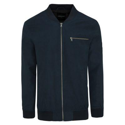 Fashion 4 Men - Tarocash Chewy Bomber Jacket Navy Xl