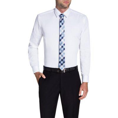 Fashion 4 Men - Tarocash Edgar Dress Shirt White M
