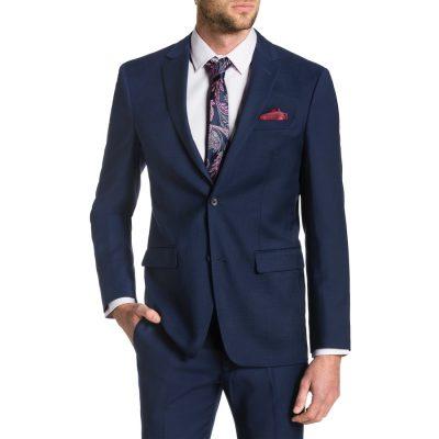 Fashion 4 Men - Tarocash Kennedy Stretch 2 Button Suit Navy 42