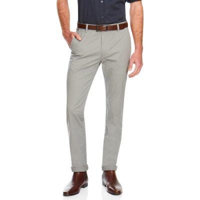Fashion 4 Men - Tarocash Springer Stretch Pant Cement 32