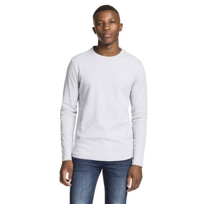 Fashion 4 Men - yd. Arnold Long Top Grey L