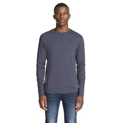 Fashion 4 Men - yd. Arnold Long Top Navy 2 Xs