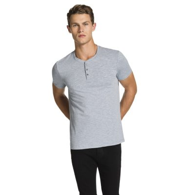 Fashion 4 Men - yd. Charger Tee Lblu 3 Xl