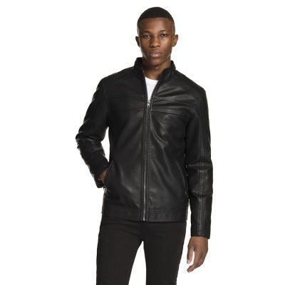 Fashion 4 Men - yd. Cody Biker Jacket Black S