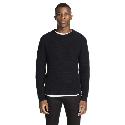 Fashion 4 Men - yd. Jayce Crew Neck Navy Xs