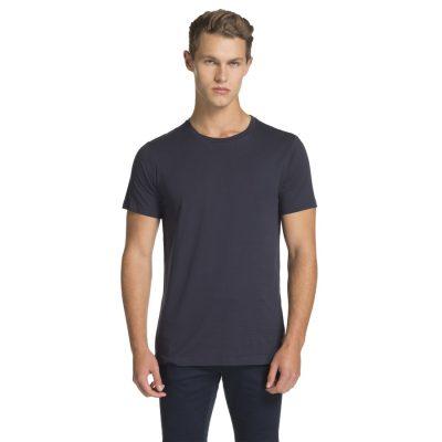 Fashion 4 Men - yd. Marlon Crew Tee Steel 2 Xs