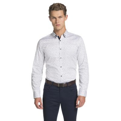 Fashion 4 Men - yd. Milo Shirt White Xxl