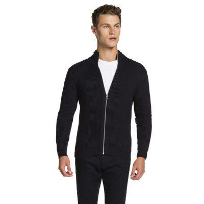 Fashion 4 Men - yd. Ranger Zipthrough Navy 2 Xs