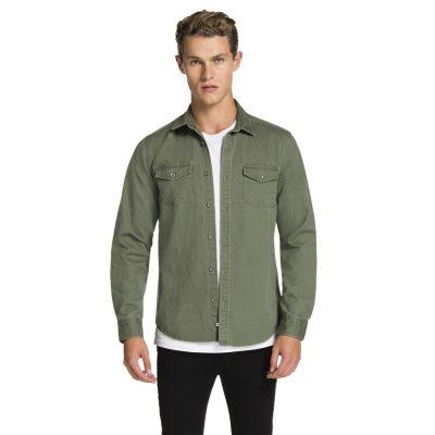 Fashion 4 Men - yd. Rayder Shirt Khaki Xl