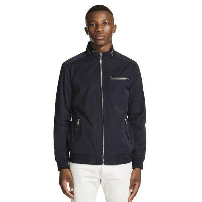 Fashion 4 Men - yd. Revolver Zip Jacket Navy Xxl