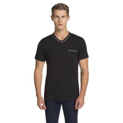 Fashion 4 Men - yd. Spike Basic Tee Black Xl