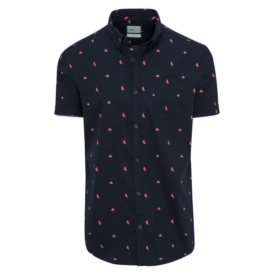 c2701144656 yd. Watermelon Ss Shirt Dark Blue Xl - Fashion 4 Men