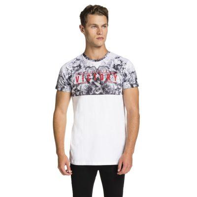 Fashion 4 Men - yd. Williamsberg Tee White 2 Xs