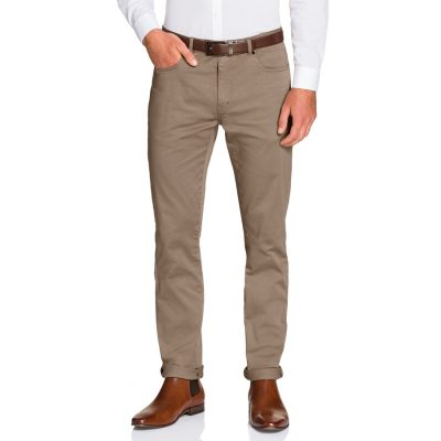 Fashion 4 Men - Tarocash Benny Stretch 5 Pkt Pant Sand 38