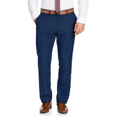 Fashion 4 Men - Tarocash Chaney Dress Pant Blue 32