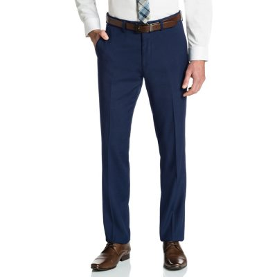 Fashion 4 Men - Tarocash Lewis Stretch Pant Navy 35