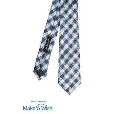 Fashion 4 Men - Tarocash Make A Wish Tie Navy 1