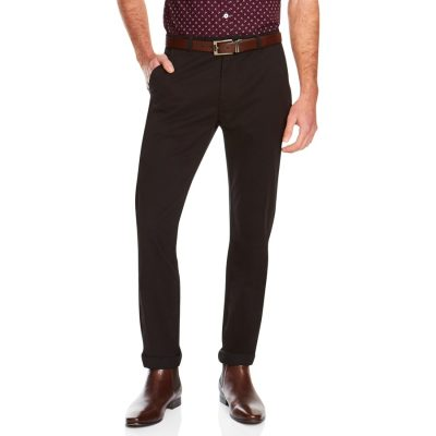 Fashion 4 Men - Tarocash Springer Stretch Pant Black 40