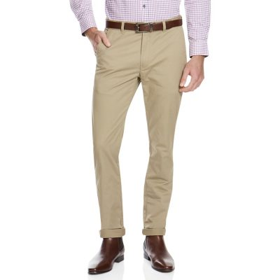 Fashion 4 Men - Tarocash Springer Stretch Pant Sand 33