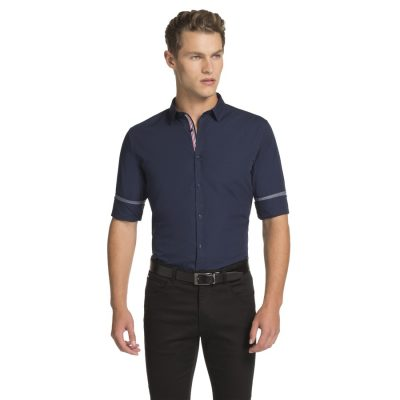 Fashion 4 Men - yd. Bass Shirt Navy Xxxl