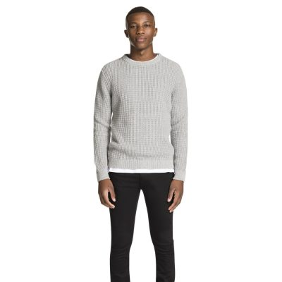 Fashion 4 Men - yd. Corey Crew Neck Grey S
