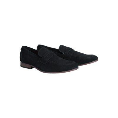Fashion 4 Men - yd. Furio Loafer Black 10