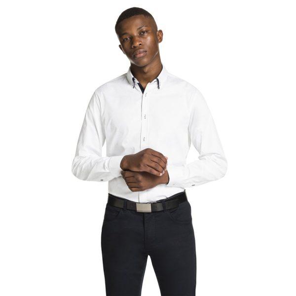 Fashion 4 Men - yd. Jonno Shirt White L