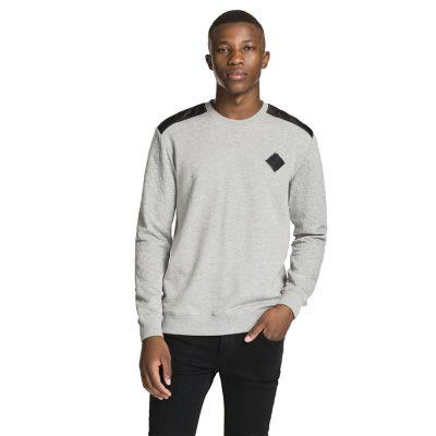 Fashion 4 Men - yd. Nulte Long Top Charcoal M