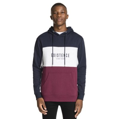 Fashion 4 Men - yd. Street Sports Hoodie Multi M