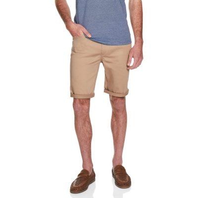 Fashion 4 Men - Tarocash Benji Stretch Short Sand 44