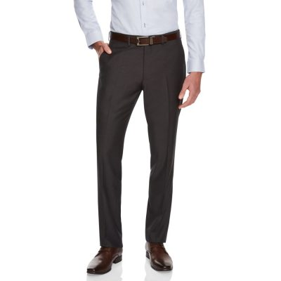 Fashion 4 Men - Tarocash Cavill Textured Pant Steel 44