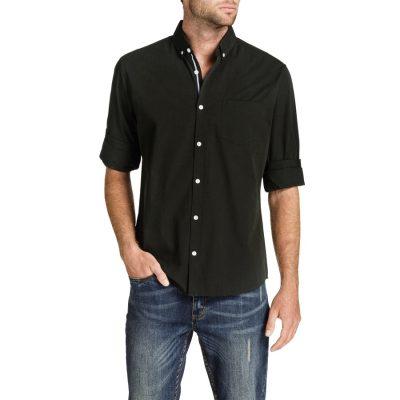 Fashion 4 Men - Tarocash Cool Cotton Shirt Forest L