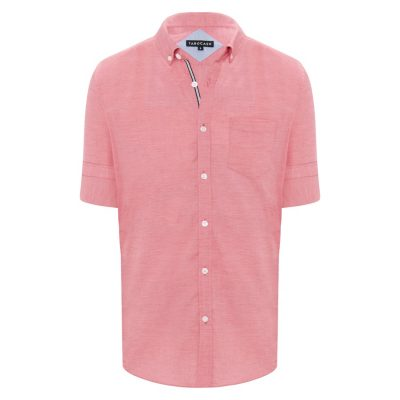 Fashion 4 Men - Tarocash Cool Cotton Shirt Watermelon L