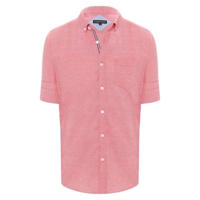 Fashion 4 Men - Tarocash Cool Cotton Shirt Watermelon Xxxl