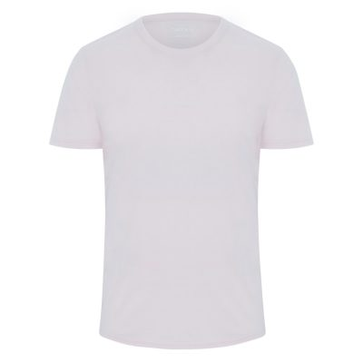 Fashion 4 Men - Tarocash Essential Crew Neck Tee Pink L