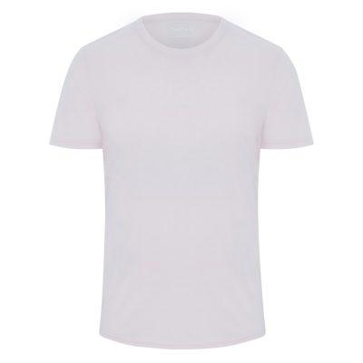 Fashion 4 Men - Tarocash Essential Crew Neck Tee Pink Xl