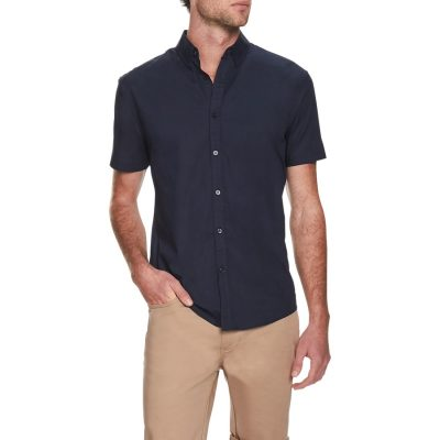 Fashion 4 Men - Tarocash Evan Shirt Navy Xxl
