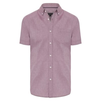 Fashion 4 Men - Tarocash Hawkings Oxford Shirt Musk Xl