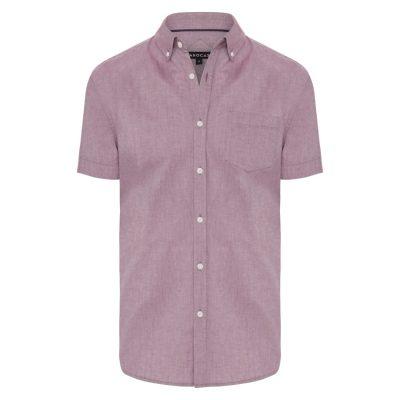 Fashion 4 Men - Tarocash Hawkings Oxford Shirt Musk Xxxl